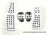 【PORSCHE】ポルシェ991/981/997/987/996/986 RuF Style MTペダルセット