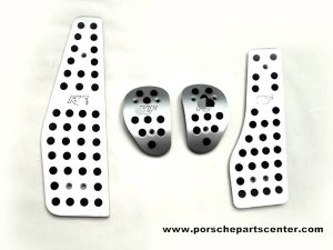画像1: 【PORSCHE】ポルシェ991/981/997/987/996/986 RuF Style MTペダルセット