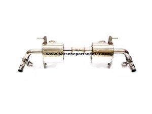 画像1: 【Kpipe】KパイプウディR8 MK1.5 V10バルブトロニックF1スポーツマフラー