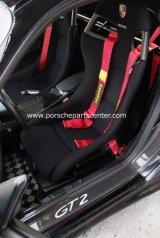 【PORSCHE】ポルシェ996 GT2 ドラーカーボンドアエントランスモール